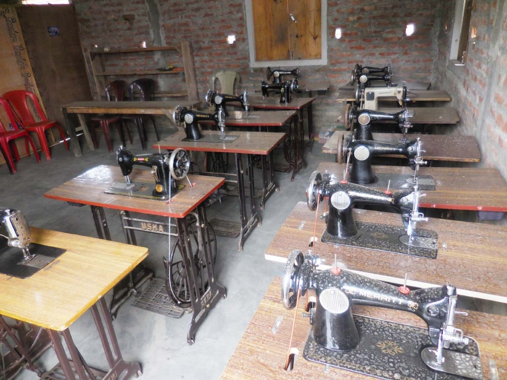 SEWING MACHINE OPERATOR TRAINING CENTRE